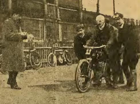1908 6HR RECORDMARTIN