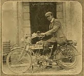 1908 BENTLEY ENDTOEND