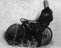 1908 BOB STUBBS