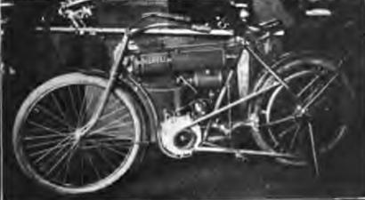 1908 CHISHOW MERKEL