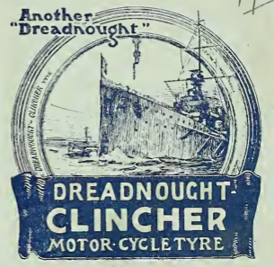 1908 CLINCHER AD