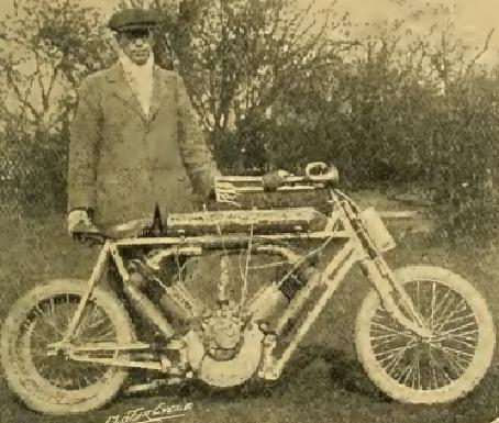 1908 GRIMSHAW 20HP