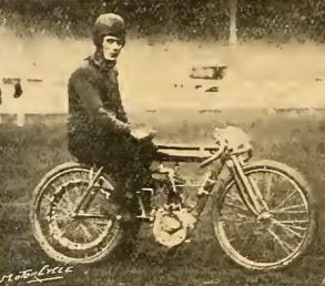 1908 HELMETCLARKE