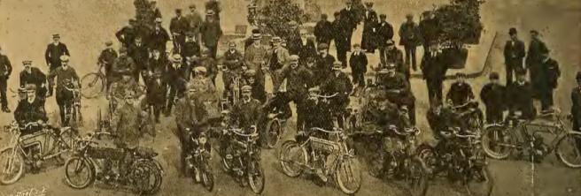 1908 HULL AUTO CLUB