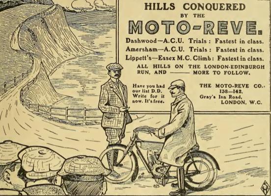1908 MOTOREVEHILLAD