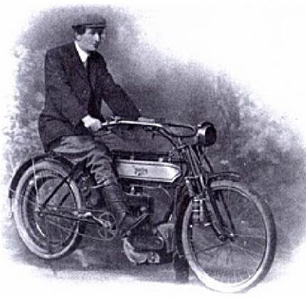 1908 NORTON BIG4