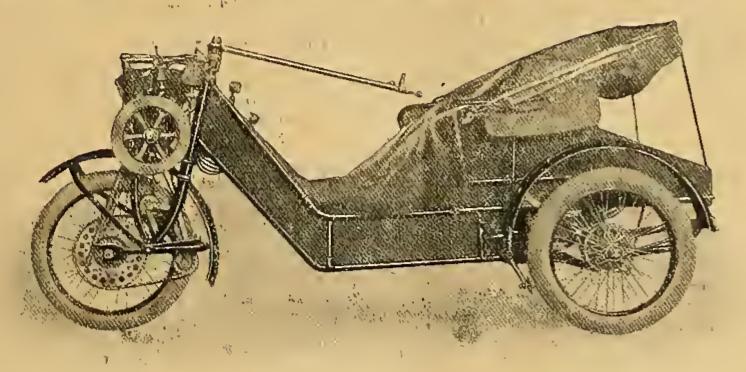1908 PHENOMOBILE