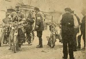 1908 PLYMOUTH HONITON