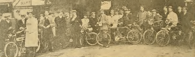 1908 PLYMOUTH START