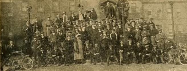 1908 RICHMOND MEETING