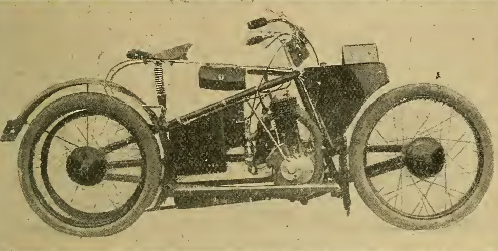1908 STAN JAMESONETRACK