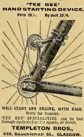 1908 STARTERAD
