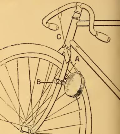 1908 TAMBOURINE