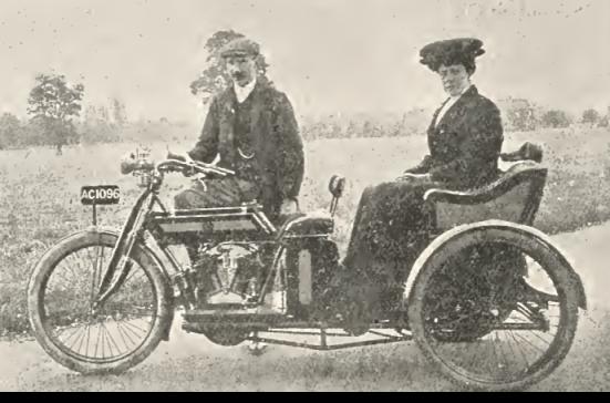 1908 WARRTRIKE