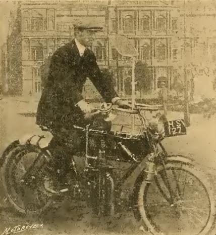 1908 WINDSCREEN