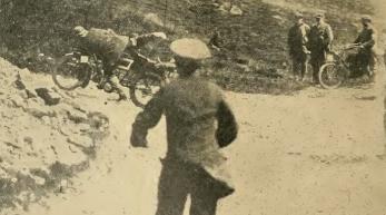 1909 5DAY CRASH