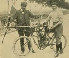 1909 ANZANIPROPBIKE