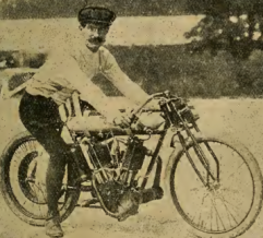 1909 BROOKLANDSHCOLLIER