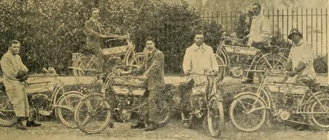 1909 CAMBRIDGEMCC