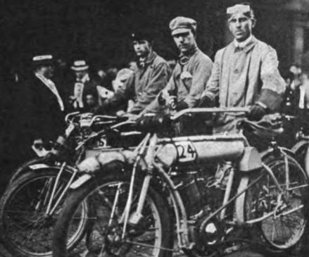 1909 FAMENDURO