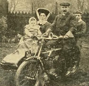 1909 FAMILYCOMBO
