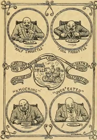 1909 FATCARTOON