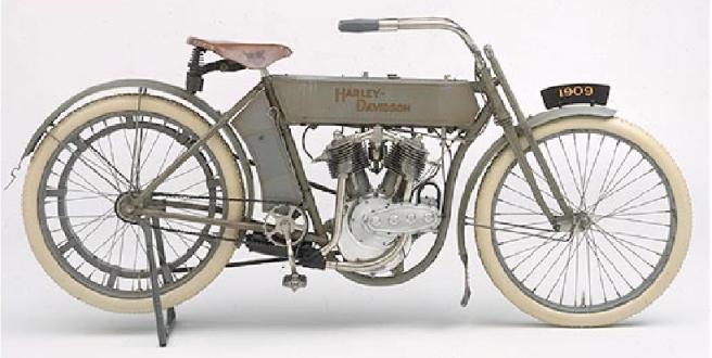 1909 HARLEYV2