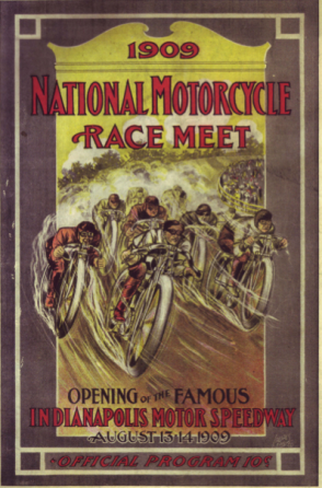 1909 INDIEPOSTER