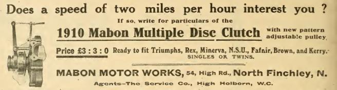 1909 MABONAD