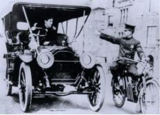 1909 PIERCE4COPBIKE