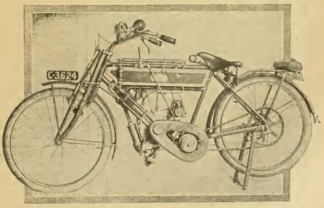 1909 PANDMLTWEIGHT