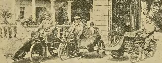 1909 SIDECARRALLY