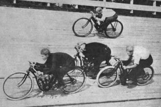 1909 SPRINGFIELD TRACK