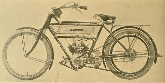 1909 STAN ENFIELDLIGHTWEIGHT