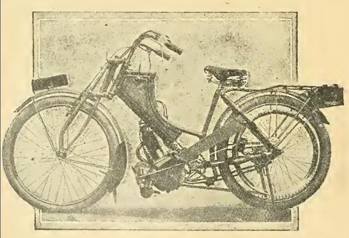 1909 STAN MATCHLESSLADIES