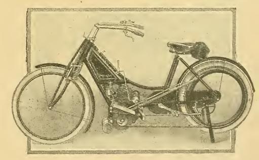 1909 STAN NORTONLADY'S