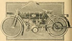 1909 STAN NSUTWIN