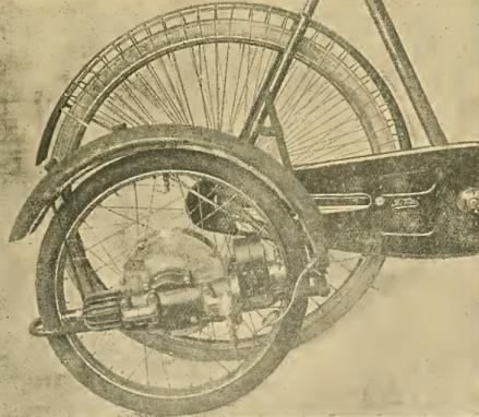 1909 STAN WALLAUTOWHEEL