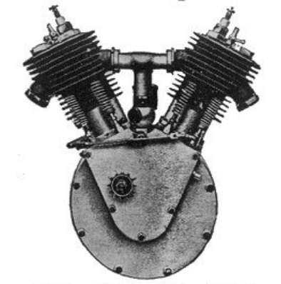 1909 STEVENS ENGINE