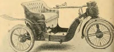 1909 SWANTRIKE