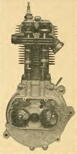 1909 TRIENGINE