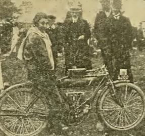 1909 TT LEEEVANS