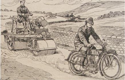 1909 TTROADROLLER