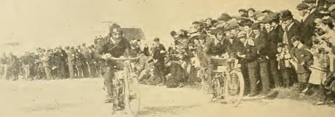 1909 TTSTART