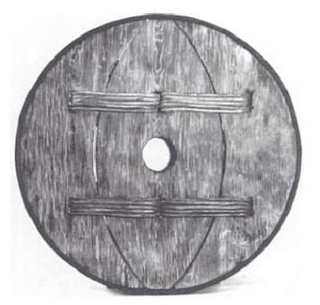 3,500BC WHEEL