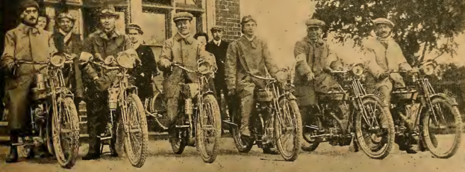 1910 ACU TEAM TRIAL WINNERS