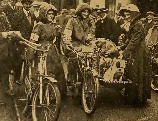 1910 ACUQUARTER GIRLS