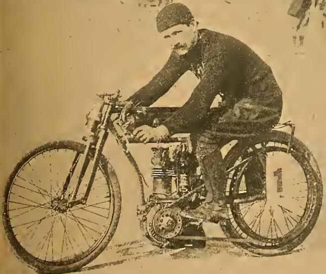 1910 BROOKLANDS MARTIN