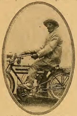 1910 CATT RECORD RUN