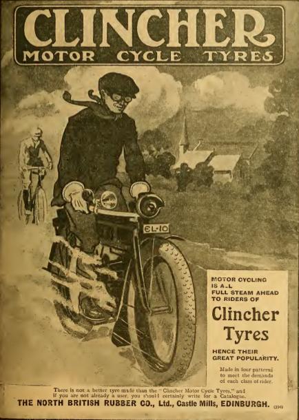 1910 CLINCHER AD